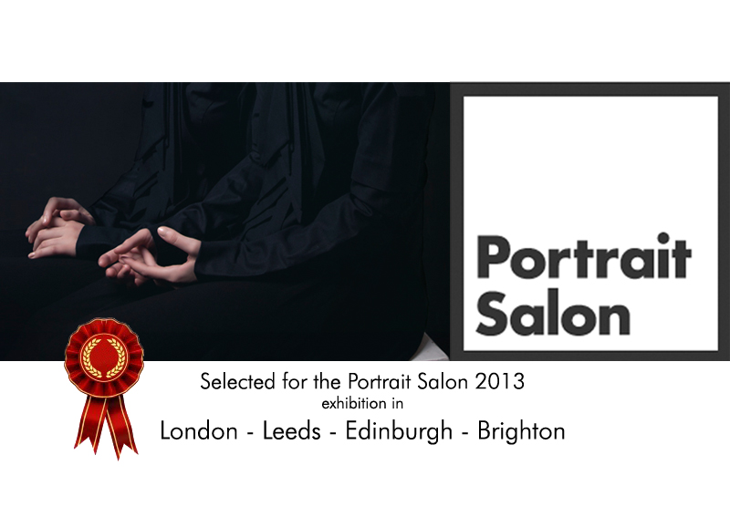 Selected for the Portrait Salon 2013