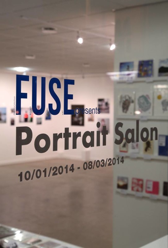 Portrait Salon at Fuse Art Space – Bradford, UK